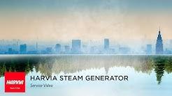 HGX Steam Generator - service video