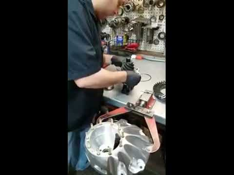Nitro Gear 40 spline billet 9 inch Launch from FB Live
