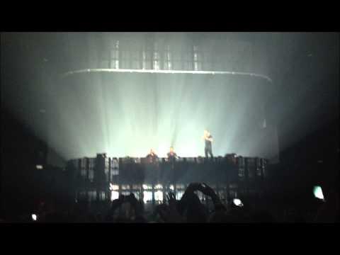 Swedish House Mafia - One Last Tour (Live @ Telenor Arena, Oslo)