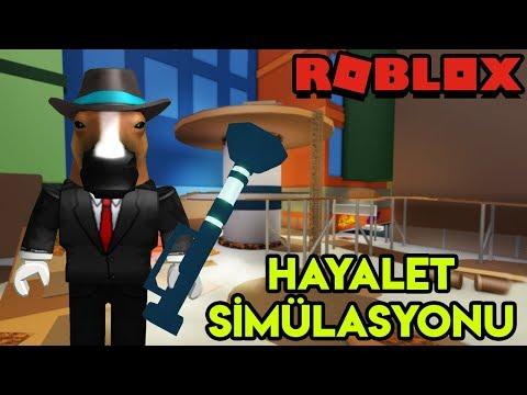 ???? Hayalet Simülasyonu ????   Ghost Simulator   Roblox Türkçe