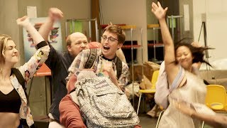 Highlights From Joe Iconis's Be More Chill, Now in Rehearsals