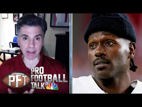 PFTPM: Antonio Brown's complicated future, pressure on Dan Snyder (FULL EPISODE) | NBC Sports