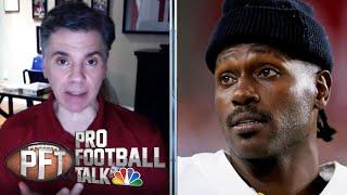 PFTPM: Antonio Brown's complicated future, pressure on Dan Snyder (FULL EPISODE)   NBC Sports