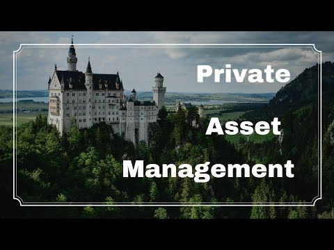 Private Asset Management