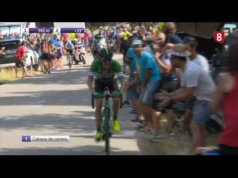 Vuelta a Burgos 2018 - 5ª Etapa - Lagunas de Neila