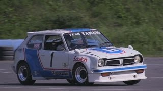 Team YAMATO CIVIC (1984) @ Twin Ring Motegi , 9 September 2013 thumbnail