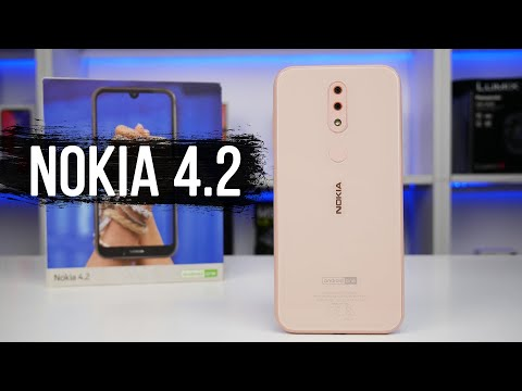 Огляд Nokia 4.2 - Бюджетник з NFC та на чистому Android One.