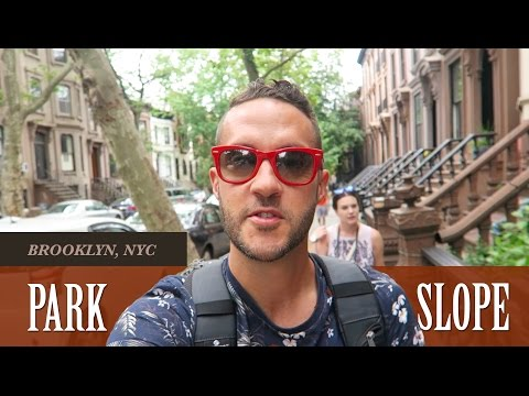 PARK SLOPE. The top neighbourhood in NYC.