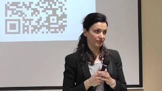 Екатерина Жирова, Сергей Переслегин. Презентация проекта ''Онтологическая библиотека ''