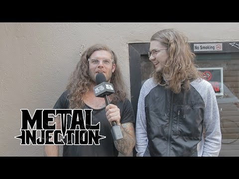 20 Questions With ASTRONOID | Metal Injection