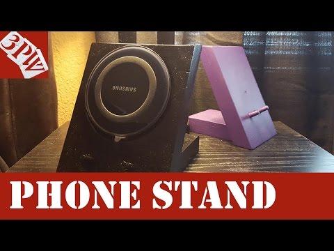 DIY Charging Phone Stand