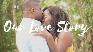 Our Love Story  How We Met  Doves Nest