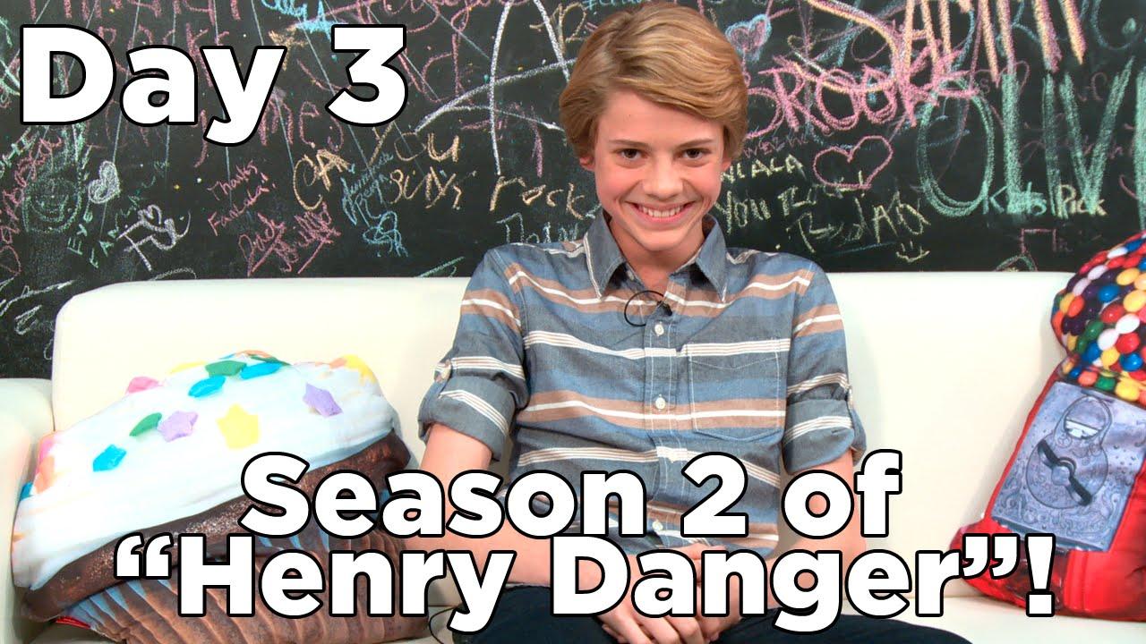 Henry Danger Season 2! 10 Days of Jace Norman Day 3