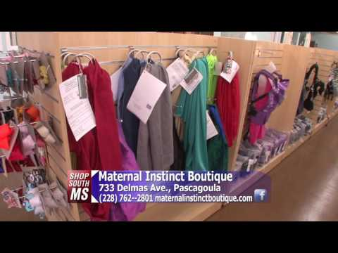 Shop South Mississippi - Maternal Instinct Boutique -  Holidays