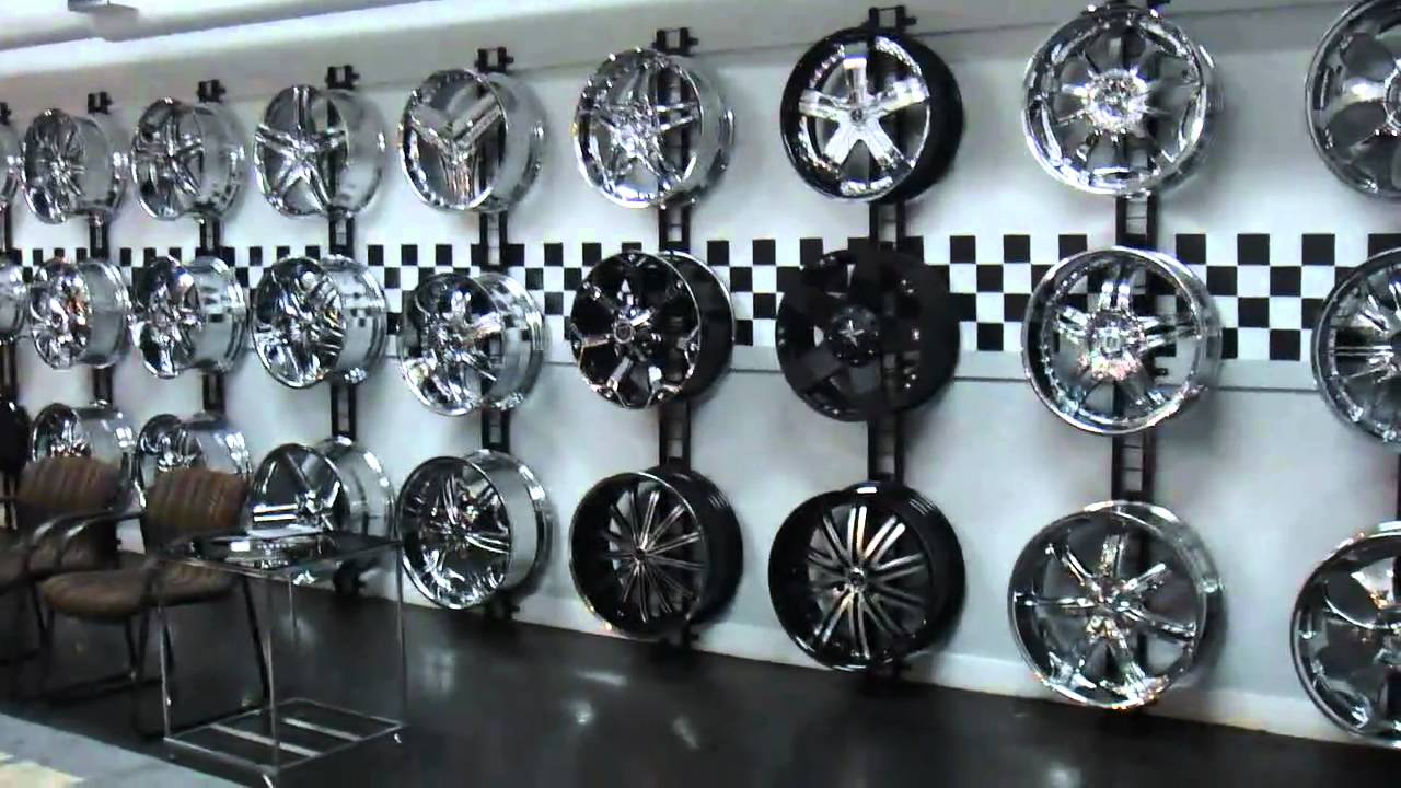 Arandas Tires & Rims Chicago - YouTube