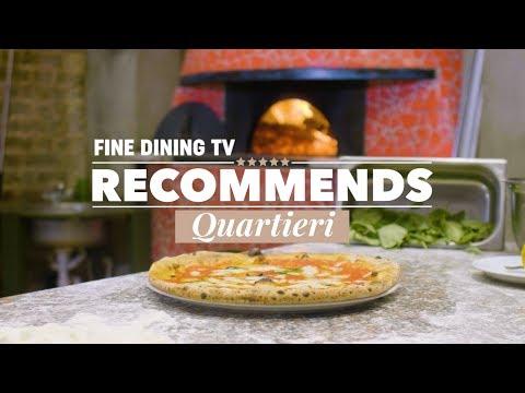 The Best Pizza In London, Quartieri