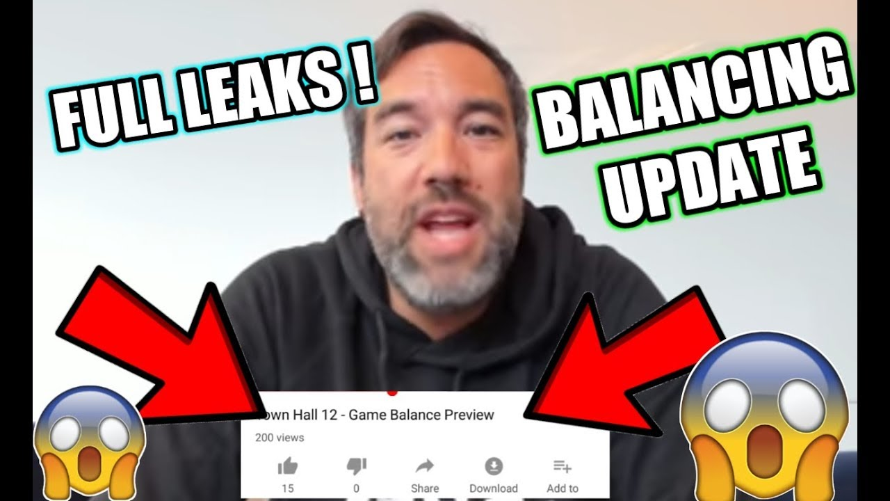 OMG 😱 New Balancing Update  by Darian !! Full Details  !!