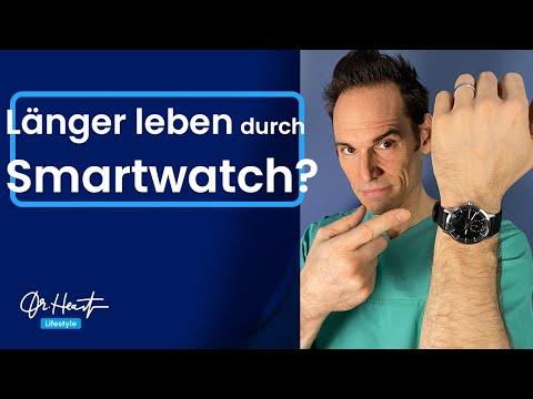 Gefährliche Krankheiten frühzeitig erkennen durch Smartwatch? | Dr. Heart