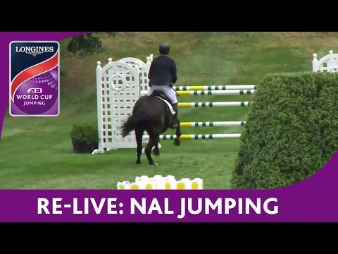 Re-Live - Jumping - NAL - Longines FEI World Cup™ Jumping - Hermes Sellier Speed Derby