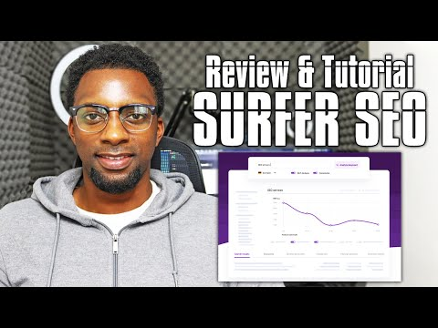 Surfer SEO Review - BEST On-Page SEO Tool For Ranking? (Tutorial)