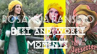 Rosanna Pansino | Best and worst Moments | Escape the Night