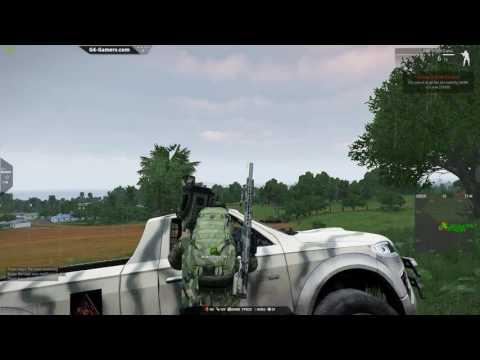 Arma 3 - G4 Wasteland Tanoa Live Stream Dec 30