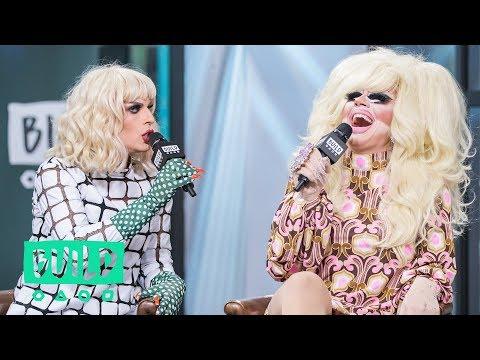 "Trixie Mattel & Katya Zamolodchikova Chat About ""The Trixie & Katya Show"""