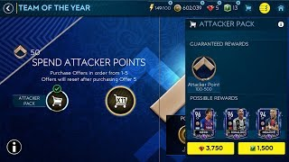 TOTY ATTACKERS PACK OPENING IN FIFA MOBILE 19 ! FULL EVENT EXPLAINED + RUNDOWN
