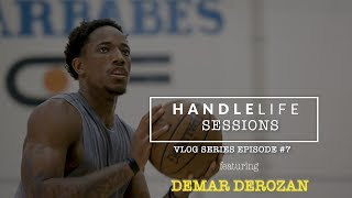 The Next Chapter with the Spurs' DeMar DeRozan | Handlelife Sessions EP #7