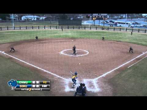 Replay: StMU Softball vs. Eastern New Mexico