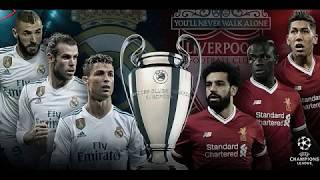 Реал Мадрид VS Ливерпуль это стоит увидеть