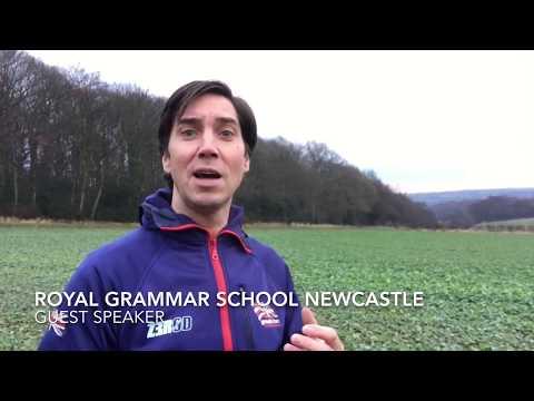 Royal Grammar School Newcastle- Guest Speaker