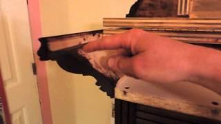 Details On Crown Molding 10 Drawer Dresser For The Hidden Storage Compartment