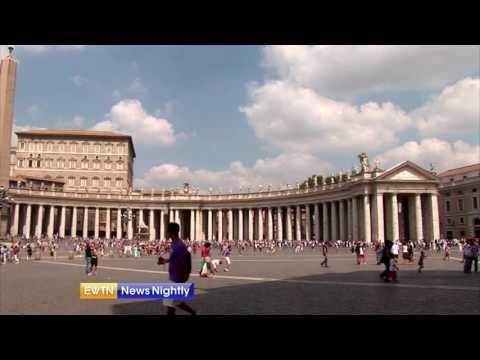 Women in the Vatican Group President on EWTN News Nightly