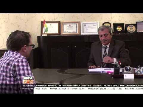Economy booms in Kurdish region in northern Iraq