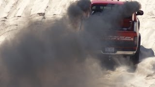 ROLLIN' COAL Diesel Trucks at Silver Lake Sand Dunes