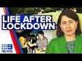 Planning for life post-lockdown in NSW | Coronavirus | 9 News Australia