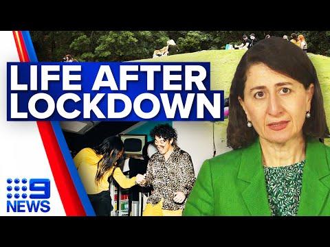 Planning for life post-lockdown in NSW   Coronavirus   9 News Australia