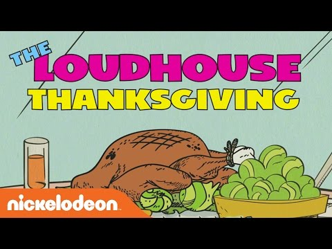 The Loud House | Thanksgiving Seating Arrangement Trouble | Nick