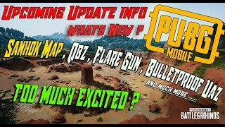 PUBG MOBILE 0.8.0 upcoming Update Info ll ShreeMan LegenD