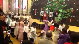 Ks1 nativity 2014 waltzing stars 1hy dance