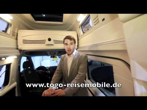 Westfalia James Cook von Togo Reisemobile