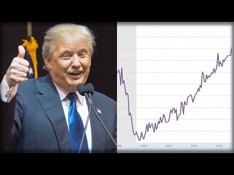 HE DID IT! THIS NEW GRAPH PROVES THAT DONALD TRUMP'S PLAN IS WORKING!