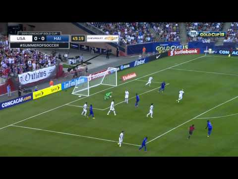 USMNT Haiti 2015 Gold Cup Full Game USA FOX SPORTS