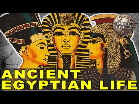 Ancient Egypt | What Everyday Life Was Actually Like