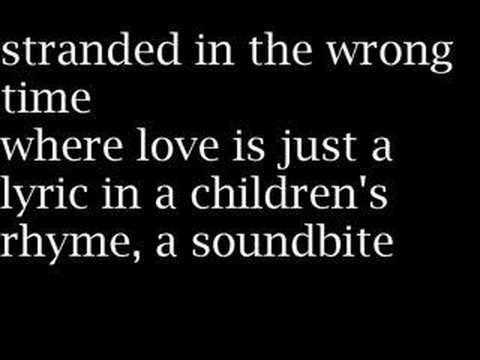 keane-is it any wonder with lyrics
