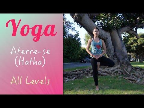 Aterre-se | Hatha Yoga - Pri Leite