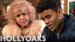 Hollyoaks: Prince Tells Nana Everything