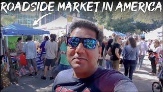 America Roadside Bazaar इंडियन ने मचाई धूम.
