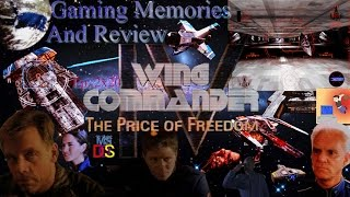 Wing Commander IV - DOS - Gaming Memories And Review